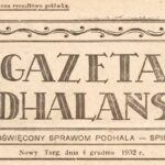 """Gazeta Podhalańska"""