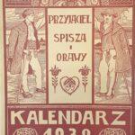 """""""Przyjaciel Spisza i Orawy – Kalendarz"""""""